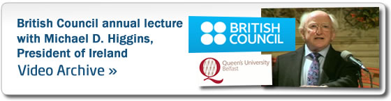 British Council Annual Lecture Live Video Archive