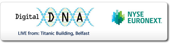 Digital DNA Conference - Live webcast Belfast